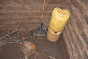The Water Project: Kithalani Community A -  Water Storage Containers