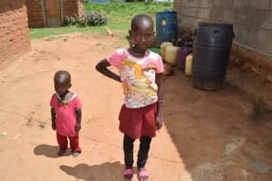 The Water Project: Lema Community A -  Rose M