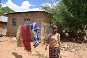 The Water Project: Lema Community -  Clothesline