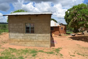 The Water Project: Lema Community -  Household Buildings