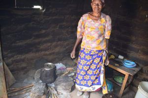 The Water Project: Lema Community -  Standing In The Kitchen