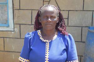 The Water Project: Lema Community A -  Damaris Katumani Mwanzao
