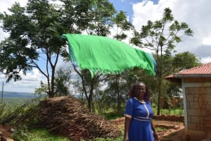 The Water Project: Lema Community A -  Clothesline