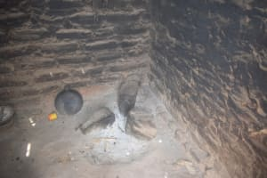 The Water Project: Lema Community A -  Cookstove