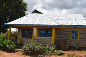 The Water Project: Lema Community A -  Household