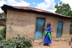 The Water Project: Lema Community A -  Kitchen Building