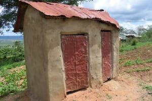 The Water Project: Lema Community A -  Latrines