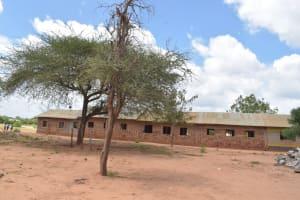 The Water Project: Mang'uu Primary School -  School Buildings