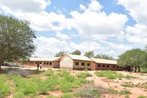 The Water Project: Mang'uu Primary School -  School Compound