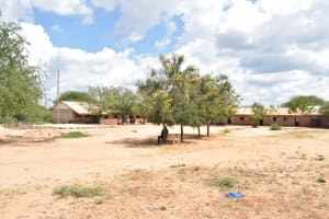 The Water Project: Mang'uu Primary School -  School Grounds