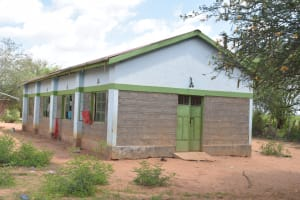 The Water Project: Mang'uu Primary School -  Student Dorms