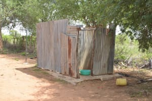 The Water Project: Mang'uu Primary School -  Student Wash Rooms