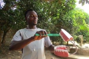 The Water Project: Lungi, New York, Robis, #7 Masata Lane -  Dental Hygiene Demonstration
