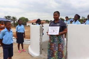 The Water Project: Lungi, International High School For Science & Technology -  Staff Sensitizing About Coronavirus