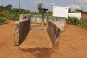 The Water Project: Lungi, Tintafor, Police Barracks E-Line Block 7 -  Alternate Water Source