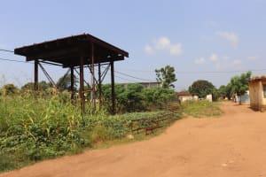The Water Project: Lungi, Tintafor, Police Barracks E-Line Block 7 -  Community Area