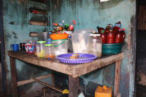 The Water Project: Lungi, Tintafor, Police Barracks E-Line Block 7 -  Cooking Items For Sale