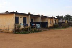 The Water Project: Lungi, Tintafor, Police Barracks E-Line Block 7 -  Household