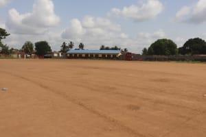 The Water Project: Lungi, Tintafor, Sierra Leone Church Primary School -  School Area
