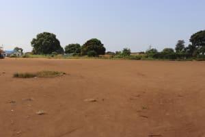The Water Project: Lungi, Tintafor, Sierra Leone Church Primary School -  School Landscape
