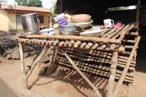 The Water Project: Lungi, Masoila, Off Swarray Deen Street (BAH) -  Dish Rack