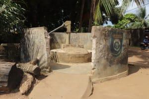 The Water Project: Lungi, Masoila, Off Swarray Deen Street (BAH) -  Main Well