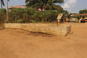 The Water Project: Lungi, Rotifunk, Paramount Chief's Compound -  Alternate Water Source