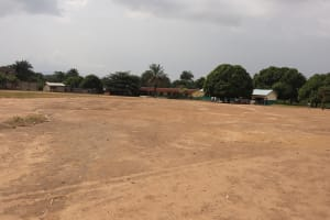 The Water Project: Kankalay Primary and Secondary School -  School Landscape