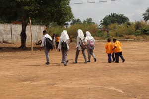 The Water Project: Kankalay Primary and Secondary School -  Students