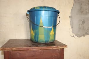 The Water Project: Kankalay Primary and Secondary School -  Water Storage At School