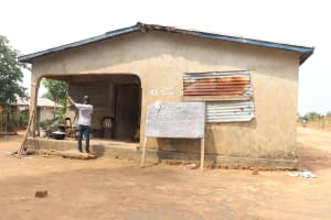 The Water Project: Kankalay Primary and Secondary School -  Community Household