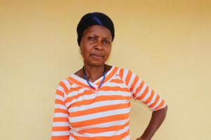 The Water Project: Kamasondo, Masome Village -  Aminata Kamara School Head Teacher