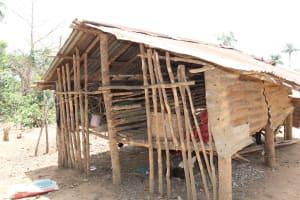 The Water Project: Kamasondo, Masome Village -  Animal House