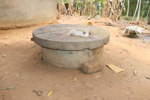 The Water Project: Kamasondo, Masome Village -  Main Water Source