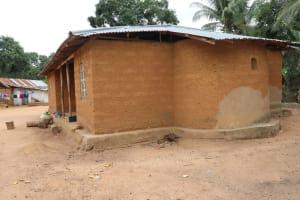 The Water Project: Kamasondo, Masome Village -  Mosque Building