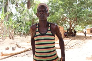 The Water Project: Kamasondo, Masome Village -  Pa Sinneh Kamara