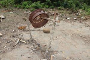 The Water Project: Kamasondo, Masome Village -  School Bell