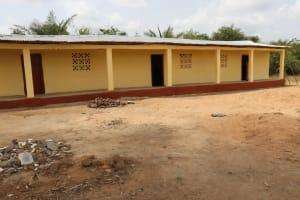 The Water Project: Kamasondo, Masome Village -  School Building