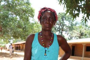 The Water Project: Kamasondo, Masome Village -  Ya Sallay Kamara