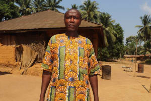 The Water Project: Lokomasama, Bompa Morie Village -  Almmamy Sesay_