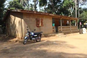 The Water Project: Lokomasama, Bompa Morie Village -  Household