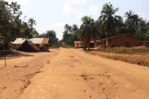 The Water Project: Lokomasama, Bompa Morie Village -  Landscape