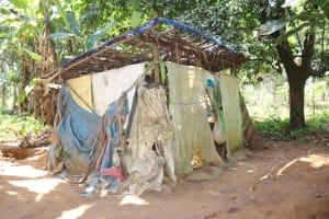 The Water Project: Lokomasama, Bompa Morie Village -  Latrine
