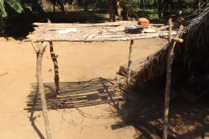 The Water Project: Lokomasama, Bompa Morie Village -  Dishrack