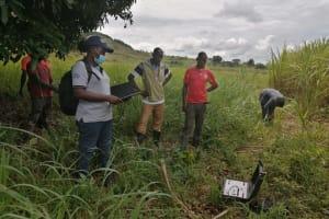 The Water Project: Kaitabahuma I Community -  Hydrogeological Survey
