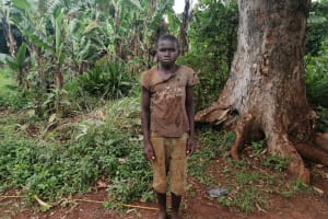 The Water Project: Kabo Village -  Frank A