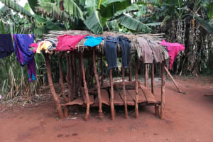The Water Project: Marongo-Kahembe Community -  Chicken Coop