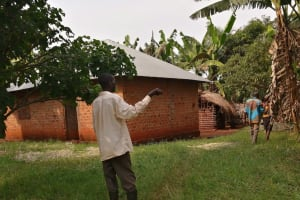 The Water Project: Marongo-Kahembe Community -  Compound