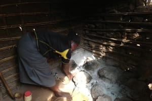 The Water Project: Marongo-Kahembe Community -  Cooking