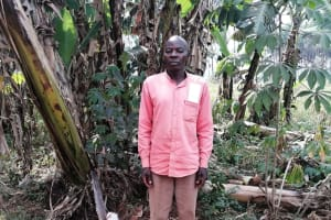 The Water Project: Marongo-Kahembe Community -  Eric Mpangira